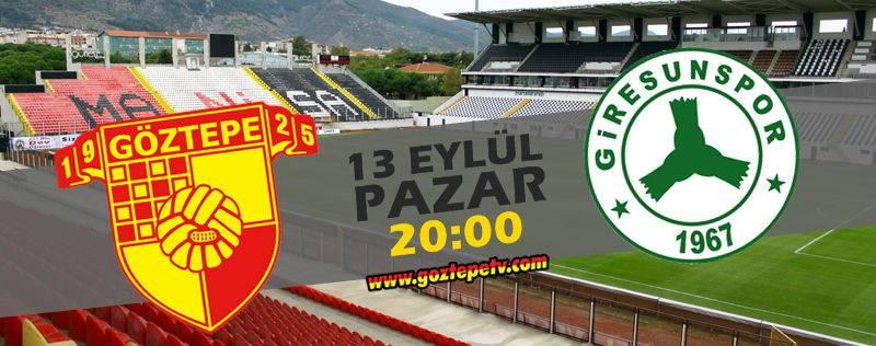 Göztepe - Giresunspor