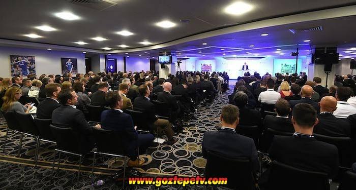 """Göztepe """"The Leaders Sport Business Summit"""""""