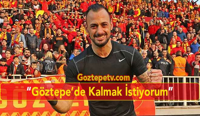 Beto Pimparel: Göztepe'de kalmak istiyorum