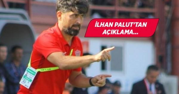 Göztepe'de İlhan Palut'tan rezerv lig açıklaması