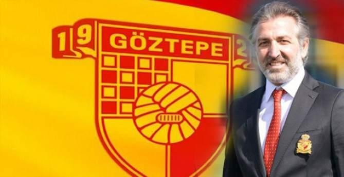 Göztepe'de Talat Papatya´dan Planic açıklaması