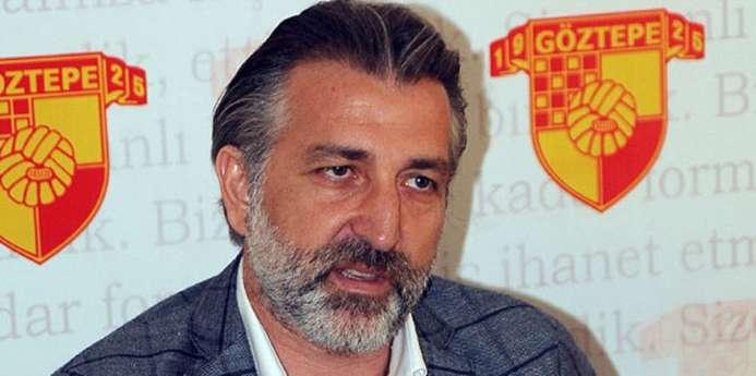Göztepe'de Talat Papatya'dan transfer ile ilgili açıklamalar