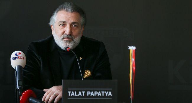 Göztepe Başkan Vekili Talat Papatya'dan transfer değerlendirmesi