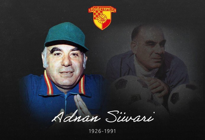Futbolun Süvarisi; Adnan Süvari